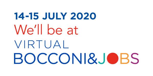 Parva at Virtual Bocconi & Jobs